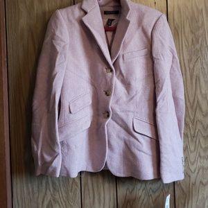 💙Ralph lauren blush pink blazer